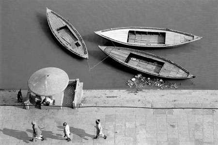 Au bord du gange © alexandre ayer ( 38 photos )