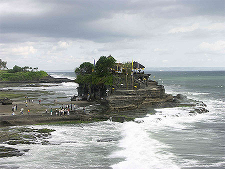 Temple de Tanah Lot