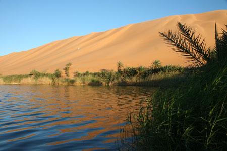 Lacs d'Ubari