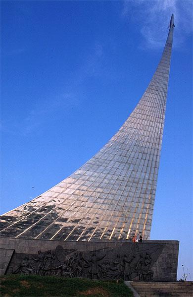 Monument dédié à la conquête spatiale © thierry selva ( 297