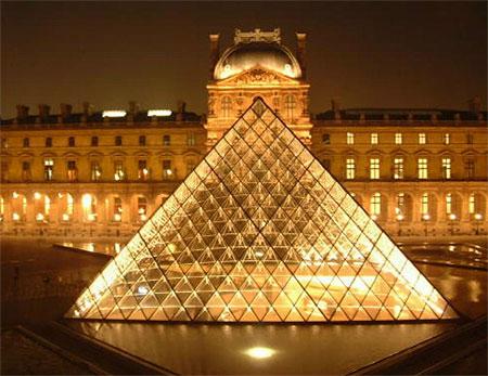 Pyramide du Louvre © Jean-Guy Bineau ( 51 photos )
