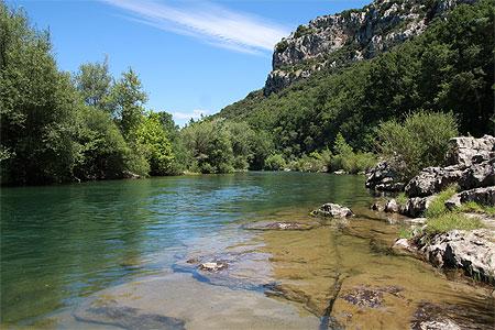 Rivière de l'hérault © dierdi ( 22 photos )