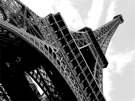 Paris - Tour Eiffel