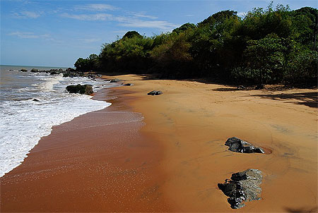 cayenne guyane plage