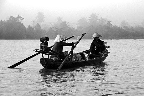 Sur le fleuve mekong © xavier c. ( 53 photos )