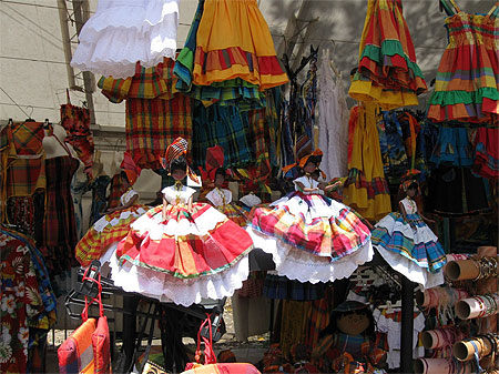 Costumes Martiniquais Traditionnels en Costume Traditionnel