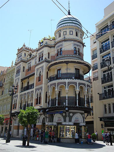 Routard seville