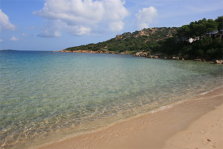 Belle plage Cala Battistoni