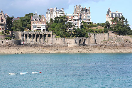 Locations vacances DINARD - Ille-et-Vilaine - annonces de location
