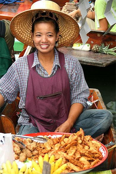 Sourire Thaïlandais