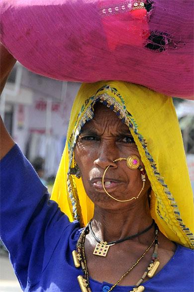 Femme de Pushkar