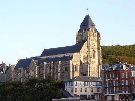 eglise catholique Seine-Maritime