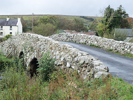 """quiet man"" bridge connemara"