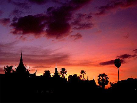 Auberge de jeunesse phnom penh