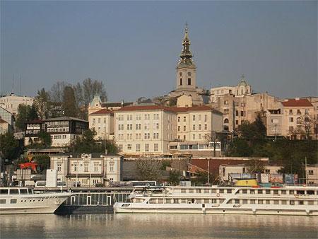 Centre historique de Belgrade