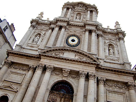 st Paul st Louis Paris Eglise st Paul st Louis