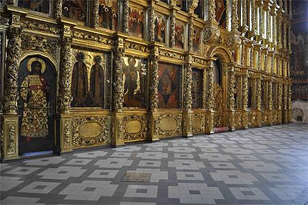 Monastère de novodevichi © philippe dessenne ( 407 photos )