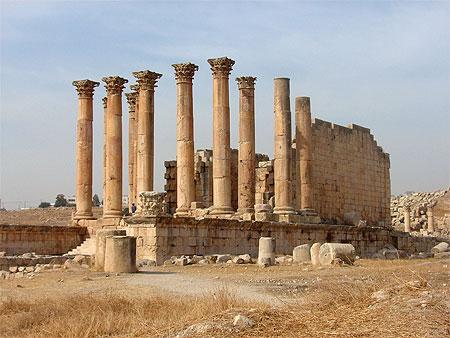 Le Temple d'Artémis à Éphèse  Pt152143