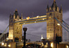 Majestueux Tower Bridge !!