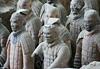 Armée enterrée du premier empereur Qin  - Chine