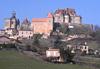 Château de Biron - Périgord - Dordogne