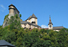 Oravský hrad (Château d'Oravský Podzámok) - Slovaquie