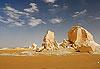 Désert Blanc - Égypte