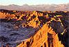 Vallée de la Lune (Valle de la Luna) - Chili