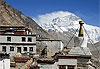 Monastère de Rongpuk - Tibet