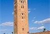Minaret de la Koutoubia - Marrakech