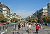Václavské náměstí (Place Venceslas) - Prague
