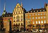 Vieille ville (Gamla Stan) - Stockholm