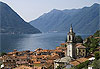 Lago di Como (Lac de Côme) - Italie
