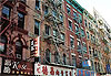 Chinatown et Little Italy - New York