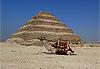 Pyramides de Saqqarah - Égypte