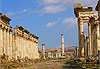Apamée - Syrie