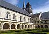 Abbaye royale de Fontevraud - Pays de la Loire
