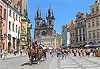 Place de la Vieille-Ville (Staroměstské náměstí) - Prague