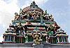 Temple Sri Mariamman - Singapour