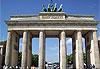 Porte de Brandebourg (Brandenburger Tor) - Berlin