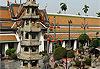 Wat Suthat (Temple de la Balançoire géante) - Bangkok