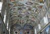 Capella Sistina (Chapelle Sixtine) - Rome