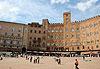 Sienne - Toscane