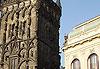 Tour Poudrière (Prašná věž Mihulka) - Prague