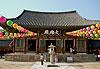 Temple Bulguksa - Corée du Sud