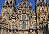 Santiago de Compostela (Saint-Jacques-de-Compostelle) - Espagne