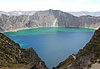 Laguna Quilotoa - Équateur