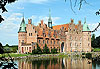 Château d'Egeskov - Danemark