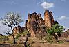Pics de Sindou - Burkina Faso