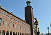 Stadshuset (Hôtel de ville) - Stockholm